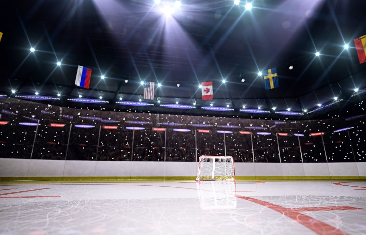 V hledišti Na NHL ve Philadephii | SportBiz