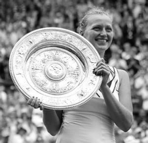 Jak se prodá úspěch Petry Kvitové? | Sportbiz