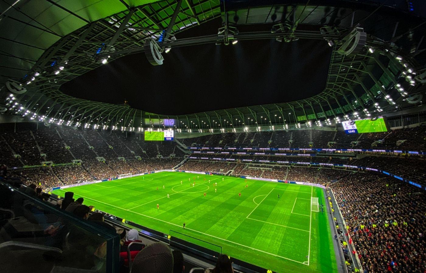 Tottenham Hotspur zpátky doma | Sportbiz
