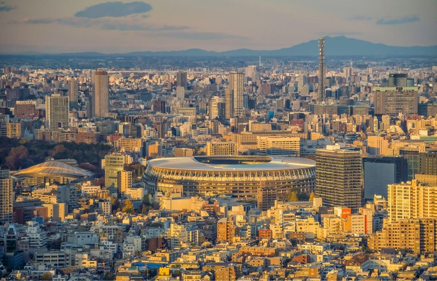Sportoviště pro Tokio 2020 Olympijský stadion | Sportbiz