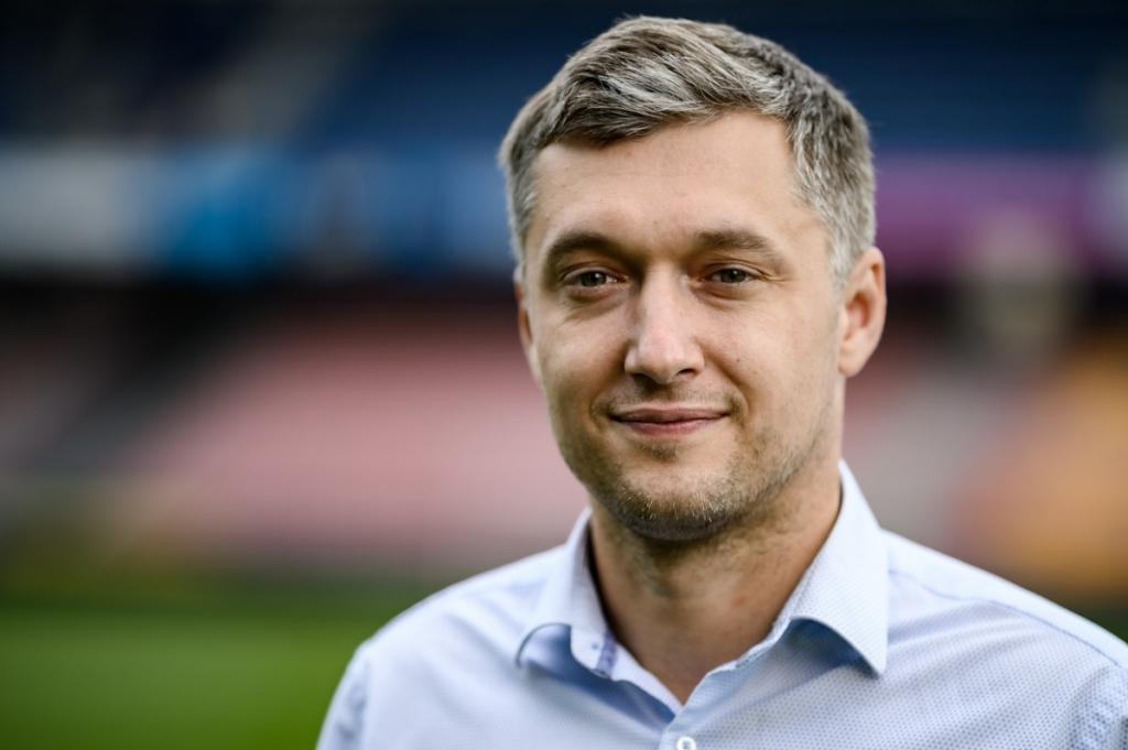 Kamil Veselý nová identita AC Sparta Praha stadion nová identita | SportBiz.cz