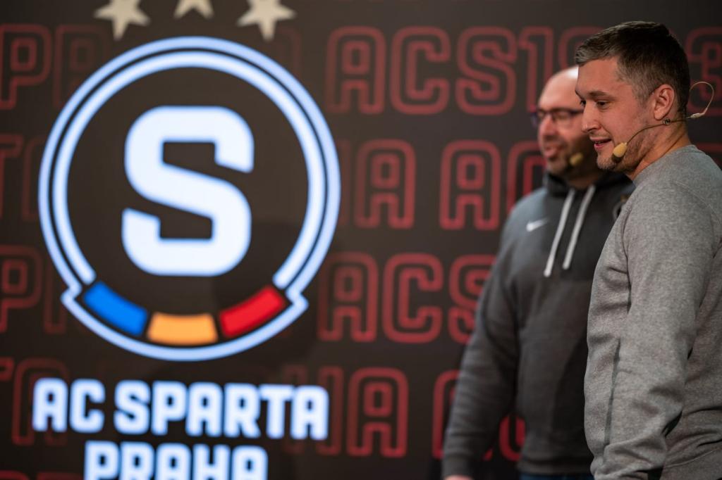 Rebranding AC Sparta Kamil Novotný | SportBiz.cz