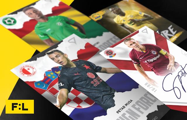 Nové sběratelské kartičky mají úspěch i v online době | Sportbiz